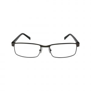 Cray Gunmetal Glasses - Front View