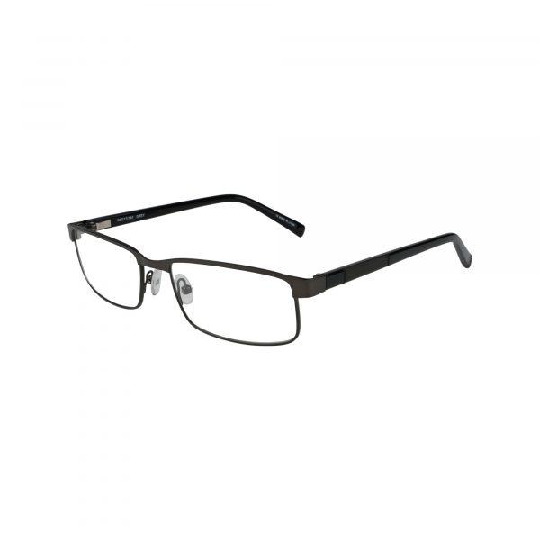 Cray Gunmetal Glasses - Side View