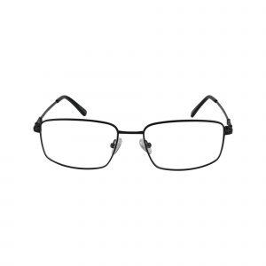 Twist Margao Black Glasses - Front View