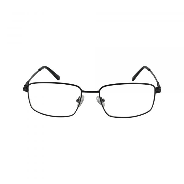 Twist Margao Black Glasses - Front View