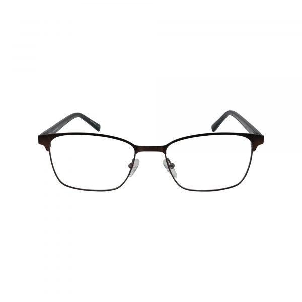 Lamond Black Glasses - Front View