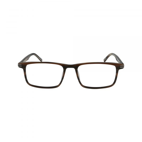 Levante Brown Glasses - Front View