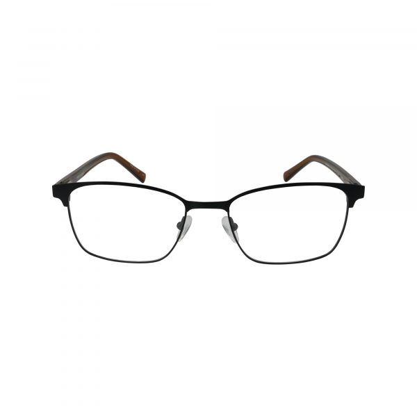Lamond Brown Glasses - Front View