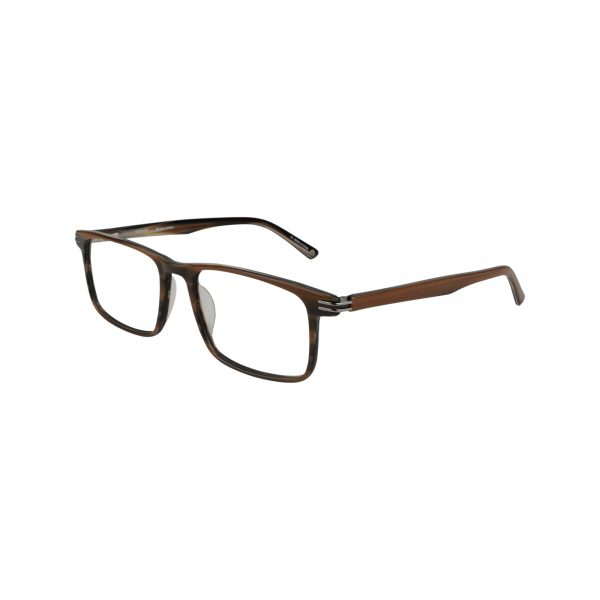 Levante Brown Glasses - Side View