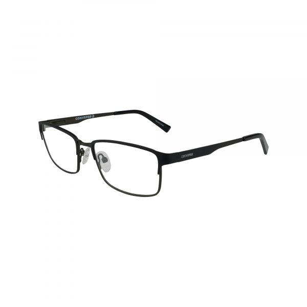 Q104 Black Glasses - Side View