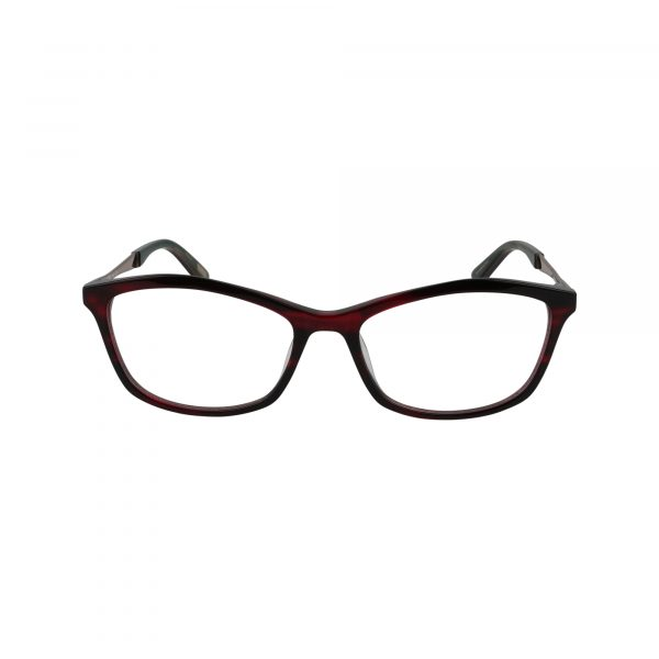 Avila Red Glasses - Front View