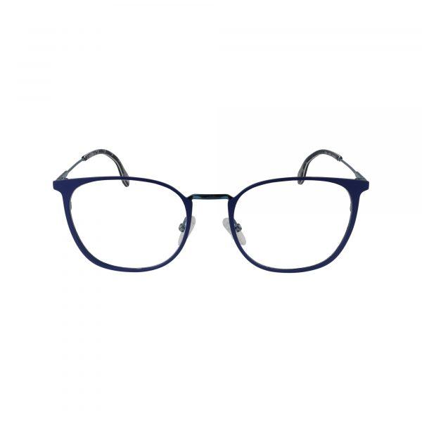 Q114 Blue Glasses - Front View