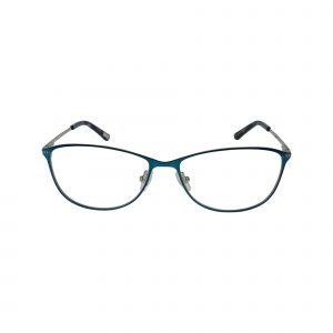 Sarasota Blue Glasses - Front View