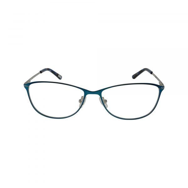 Sarasota Blue Glasses - Front View