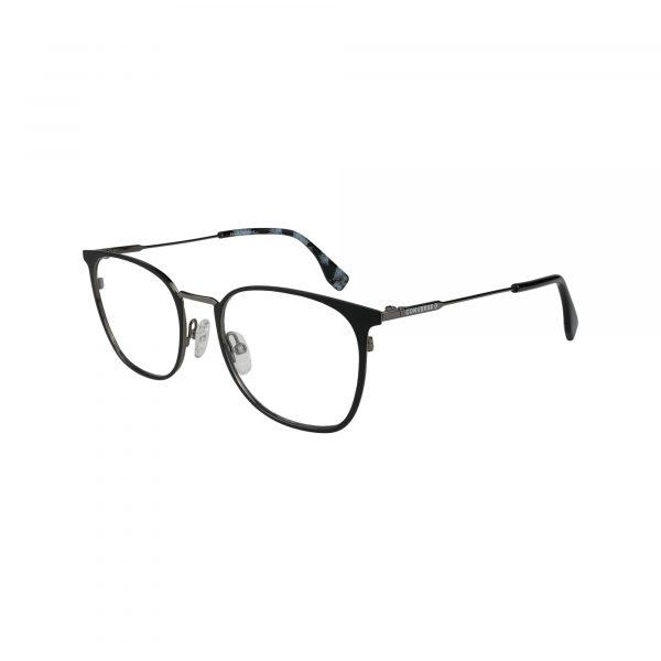 Q114 Black Glasses - Side View