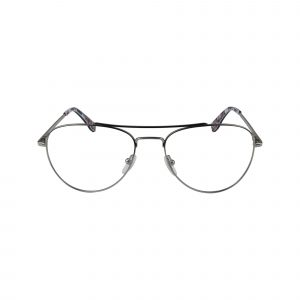 VCO271 Silver Glasses - Front View