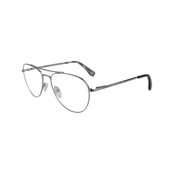VCO271 Silver Glasses - Side View