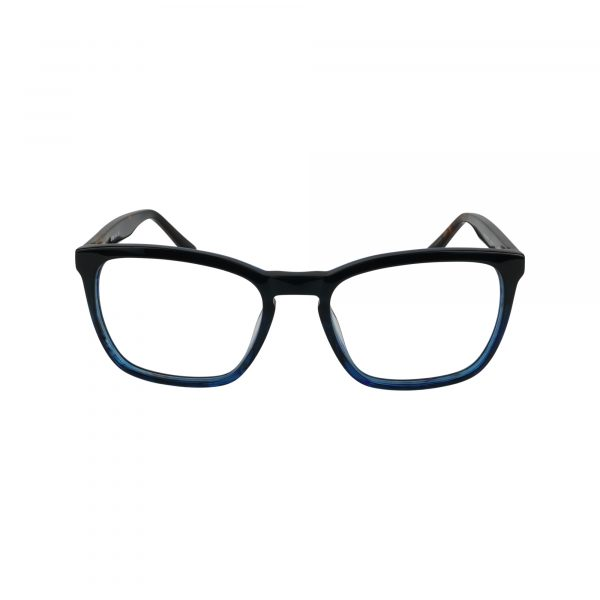 Vail Blue Glasses - Front View