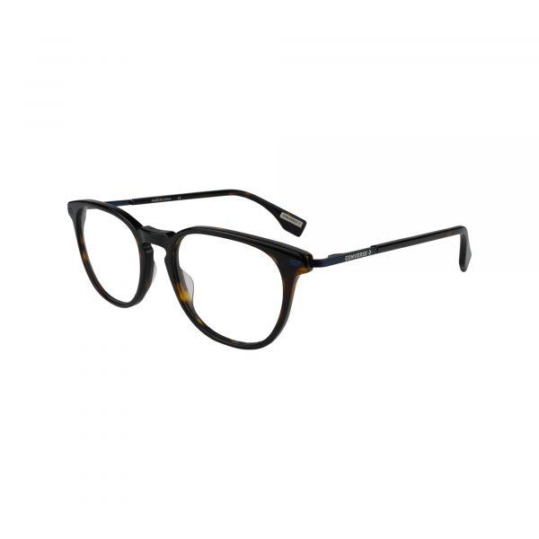 Q315 Tortoise Glasses - Side View