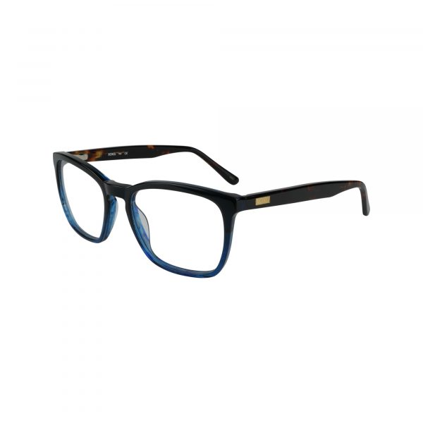 Vail Blue Glasses - Side View