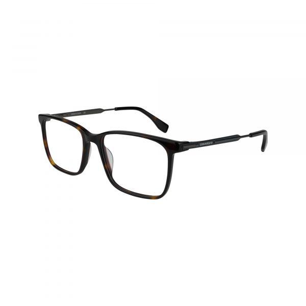 Q319 Tortoise Glasses - Side View