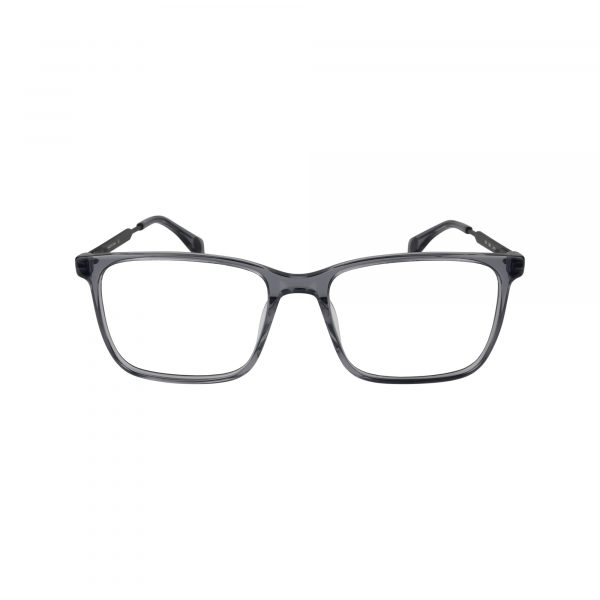 Q319 Gunmetal Glasses - Front View
