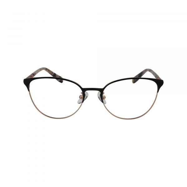 P328 Black Glasses - Front View
