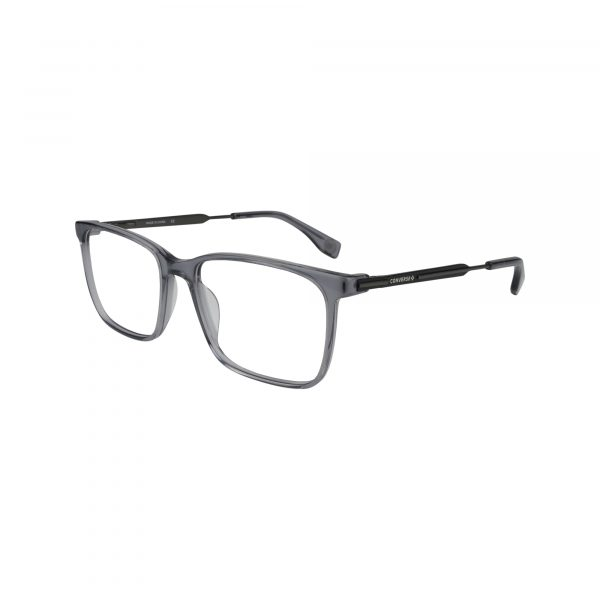 Q319 Gunmetal Glasses - Side View
