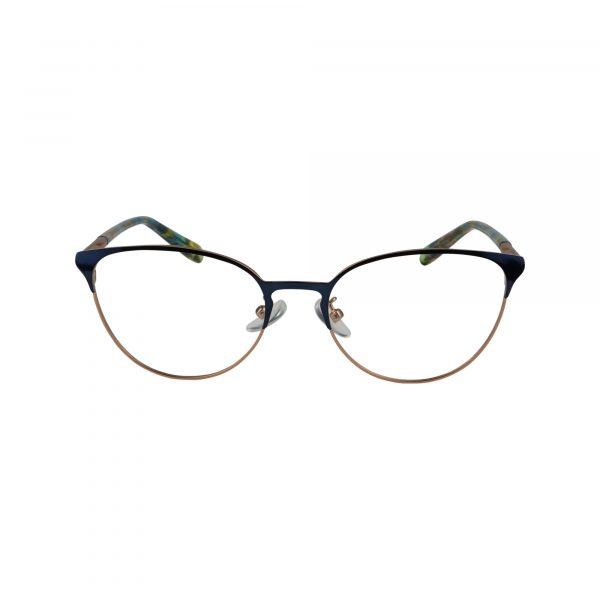 P328 Blue Glasses - Front View