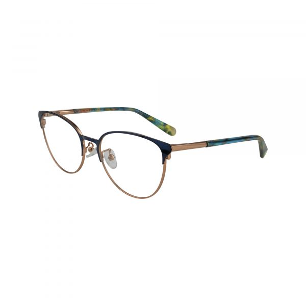 P328 Blue Glasses - Side View