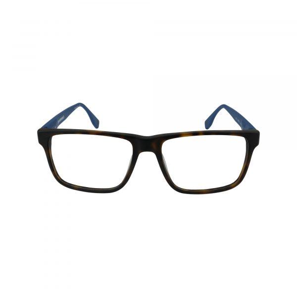 Q323 Tortoise Glasses - Front View