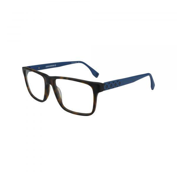 Q323 Tortoise Glasses - Side View