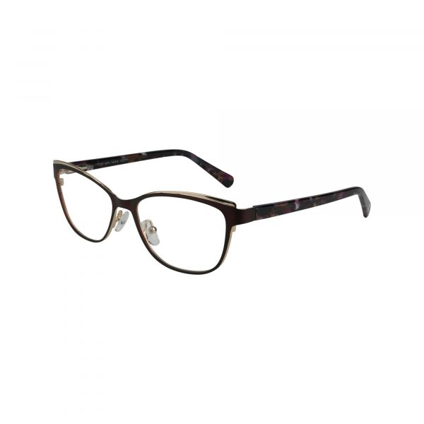 P320 Brown Glasses - Side View