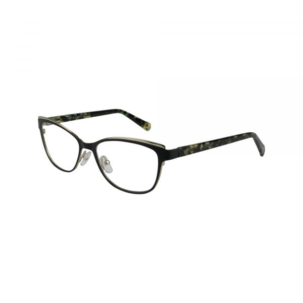 P320 Black Glasses - Side View