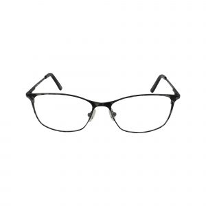 Taza Black Glasses - Front View