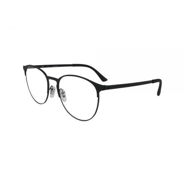 6375 Black Glasses - Side View