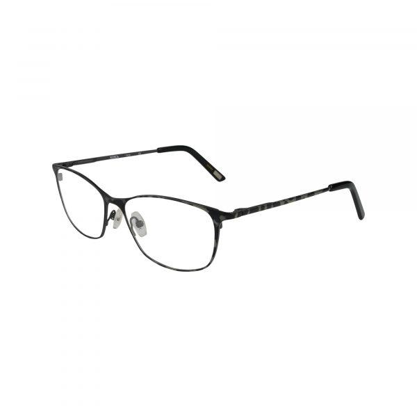 Taza Black Glasses - Side View