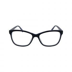 J764 Blue Glasses - Front View