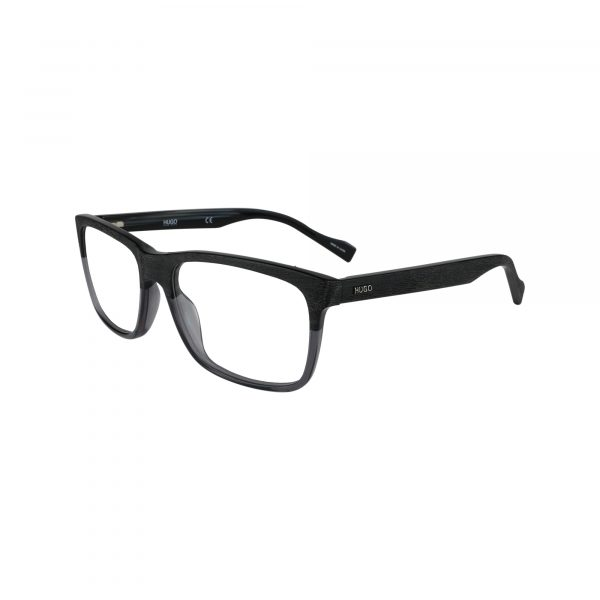 150 Brown Glasses - Side View