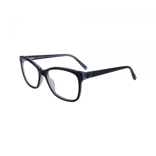 J764 Blue Glasses - Side View