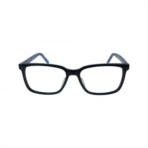 1010 Blue Glasses - Front View