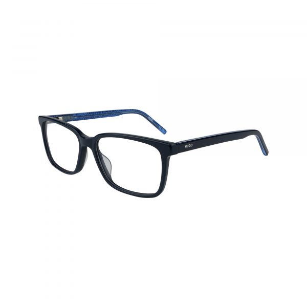 1010 Blue Glasses - Side View