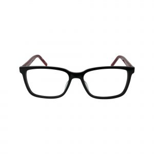 1010 Red Glasses - Front View
