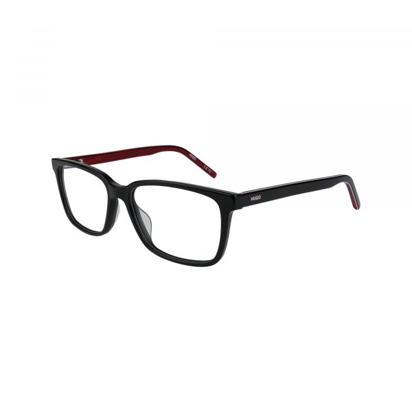 1010 Red Glasses - Side View