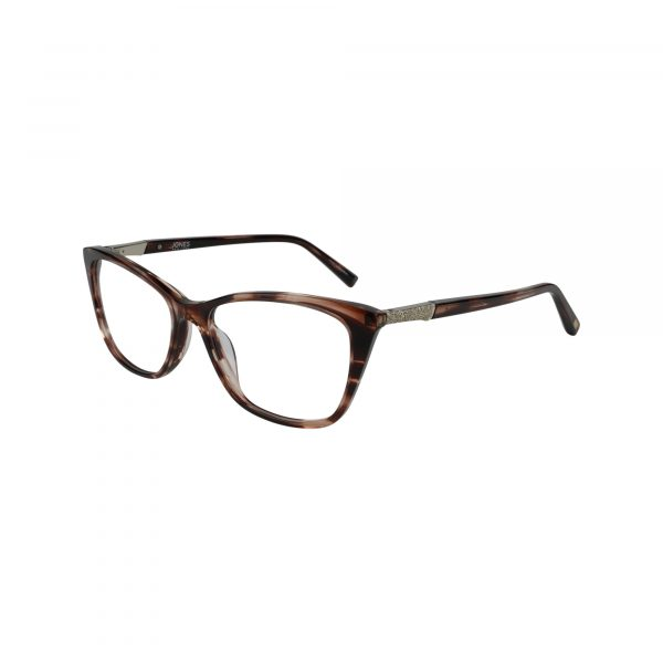 J777 Brown Glasses - Side View