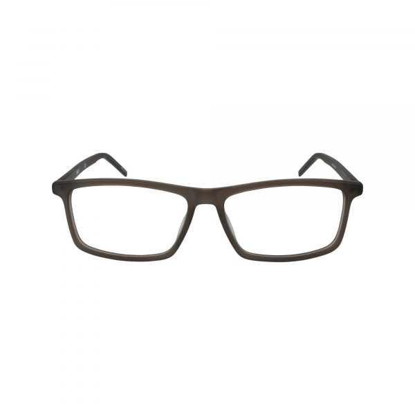 1025 Brown Glasses - Front View