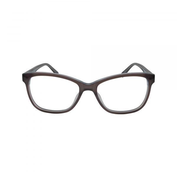 J764 Gunmetal Glasses - Front View