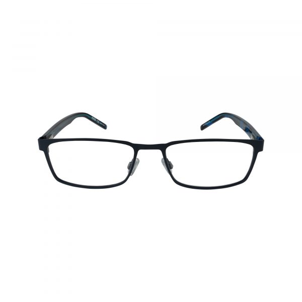1075 Blue Glasses - Front View