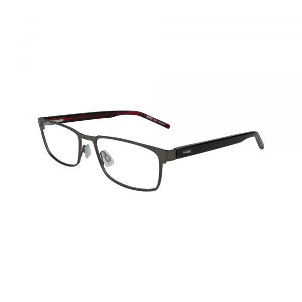 1075 Gunmetal Glasses - Side View
