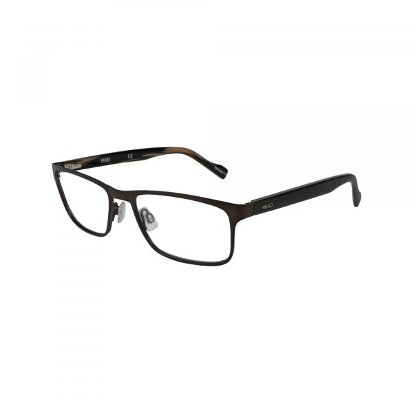 151 Brown Glasses - Side View
