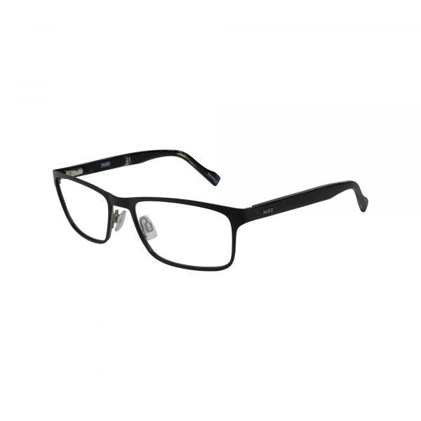 151 Black Glasses - Side View