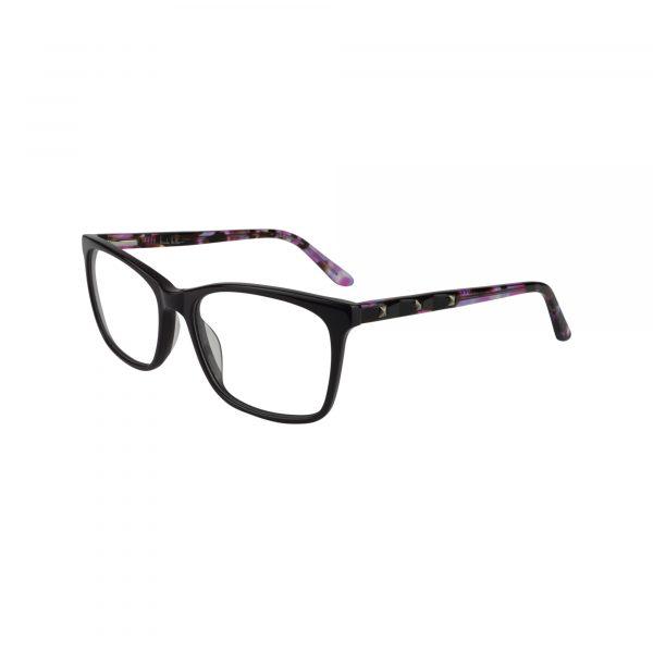 Antwerp Purple Glasses - Side View
