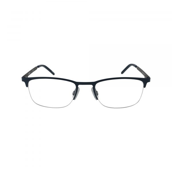 1019 Blue Glasses - Front View