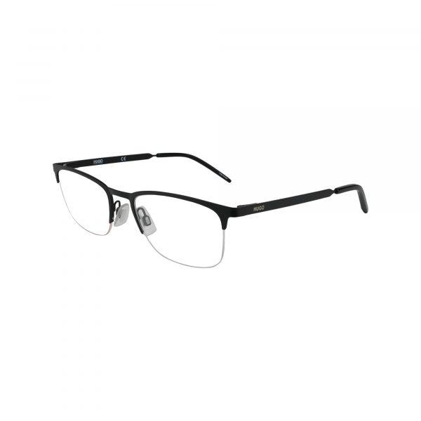 1019 Black Glasses - Side View