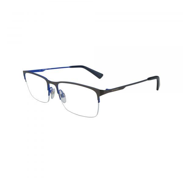 DL5347 Gunmetal Glasses - Side View